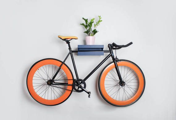 Best 25+ Bike wall mount ideas on Pinterest   Bicycle wall ...