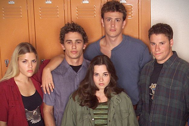 """I got William McKinley High School from """"Freaks and Geeks""""! Which TV High School Should You Attend?"""