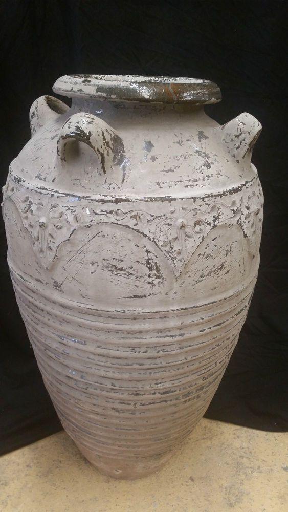 Bali Traditional Hand Made Terracotta Garden Plant Pot