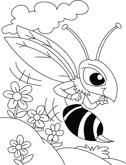 in flower rush mosquito blush coloring pages download free in flower rush mosquito