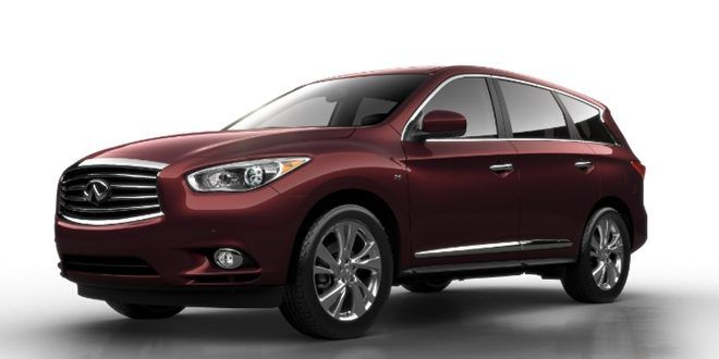 2018 Infiniti QX60 Release Date And Price