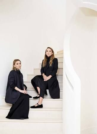 The Row is an American luxury fashion design house founded in 2006 by Ashley Olsen and Mary-Kate Olsen.