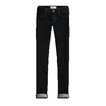 Abercrombie and Fitch girls jeggings