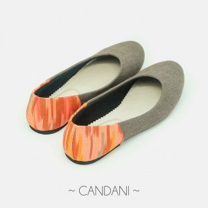 The Warna Shoes – Candani