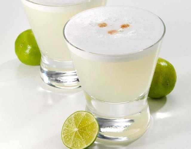 Try pisco is a delicious drink