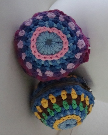 monederos: Monedero, Ideas, Crochet, Thread, Aguja, Crafts, Crochet