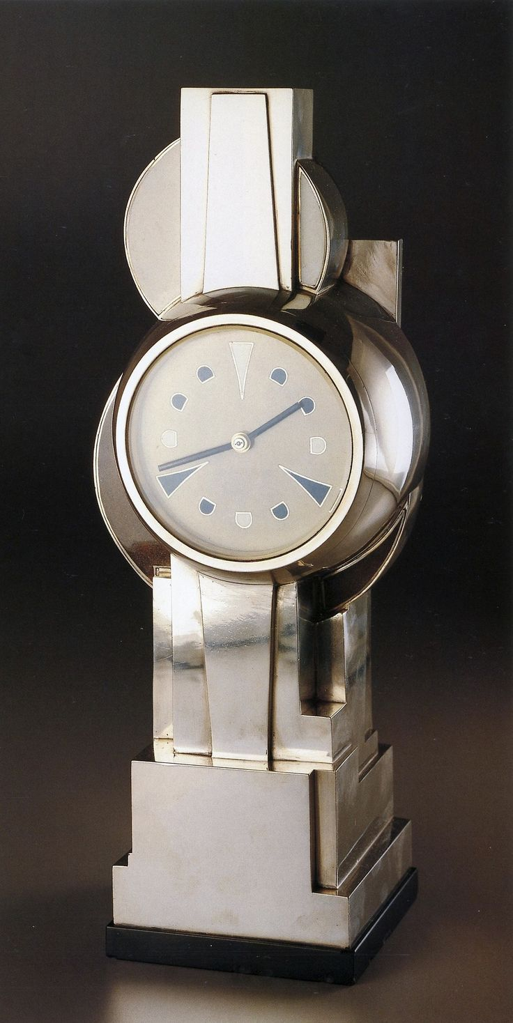 art deco clock jean goulden 1929 is creative inspiration for us get more blank wall clock frei