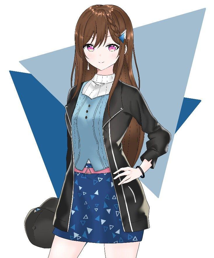 Пин от пользователя ArtProfi на доске Anime girls