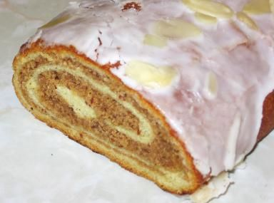 Almond Roll Is a Popular Polish Dessert: Almond Roll is a cross-cultural Eastern European pastry.