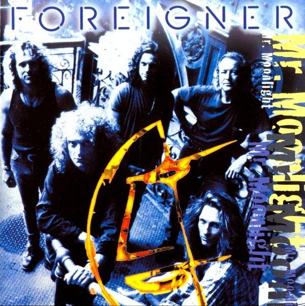 Foreigner 1994 Mr. Moonlight  (mp3 320 kbps – FLAC)