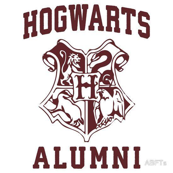 Hogwarts Alumni | Harry Potter Hogwarts Quote Shirt, Hogwarts Seal, Hogwarts Crest by ABFTs