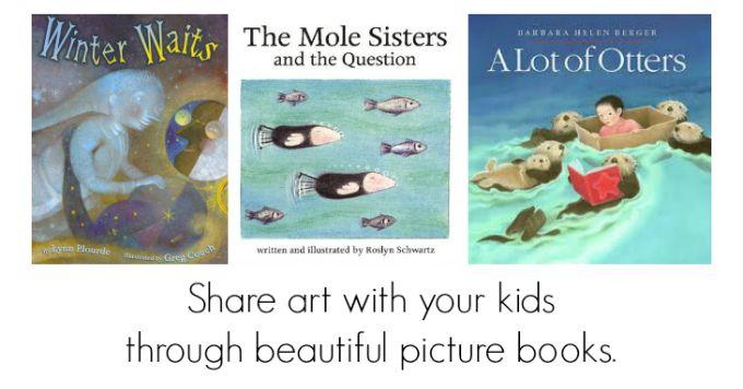 9 Beautiful Picture Books for Children