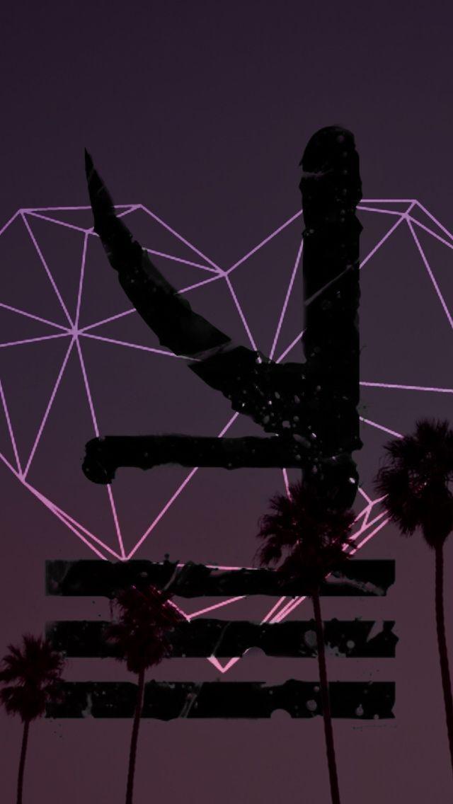 KSHMR logo❤️ #kshmr #kshmrlogo #logo #purple #heart #gracethekshmrfan