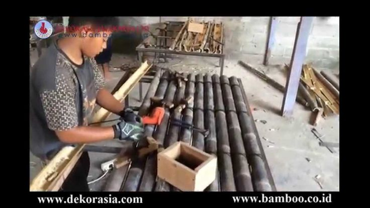 BAMBOO FENCING MANUFACTURING