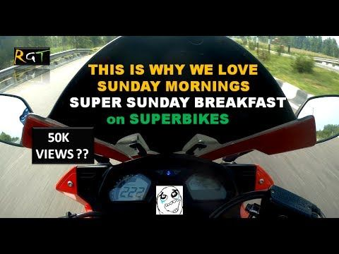 Sunday + Loud Superbikes = Insane life. Meaning of LIFE..RIDE. - http://LIFEWAYSVILLAGE.COM/meaningful-living/sunday-loud-superbikes-insane-life-meaning-of-life-ride/