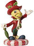 Amazon.com: Jim Shore Disney Traditions Mini Jiminy Cricket on Match Box Figurine 4054286: Home & Kitchen