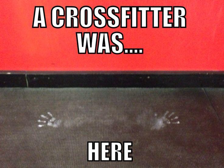 Image result for crossfit funny meme handstand push ups