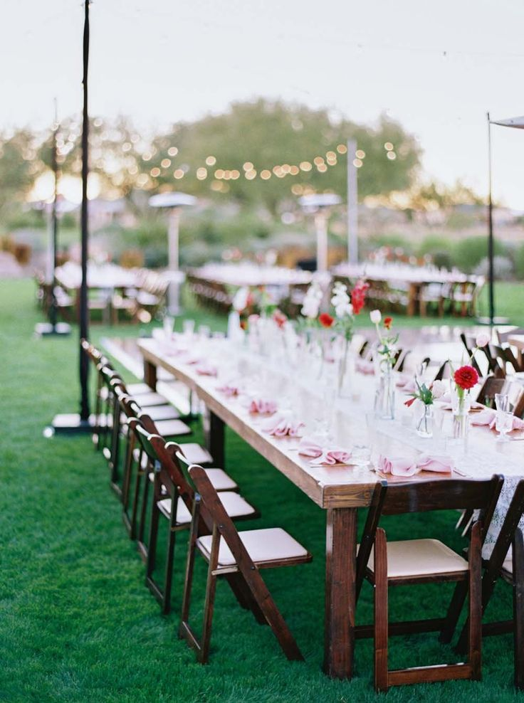 backyard wedding venues in orange county ca%0A Romantic Blush and Burgundy Phoenix Wedding  Outdoor Wedding  ReceptionOutdoor