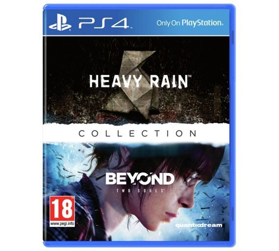 Buy Heavy Rain and Beyond: Two Souls - PS4 Game at Argos.co.uk, visit Argos.co.uk to shop online for PS4 games, PS4, Video games and consoles, Technology
