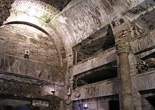 Catacombs of Rome - Wikipedia, the free encyclopedia