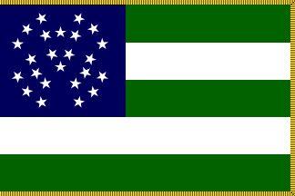 NYPD Flag (info regarding the flag via  http://www.crwflags.com/fotw/flags/us-nycp.html)