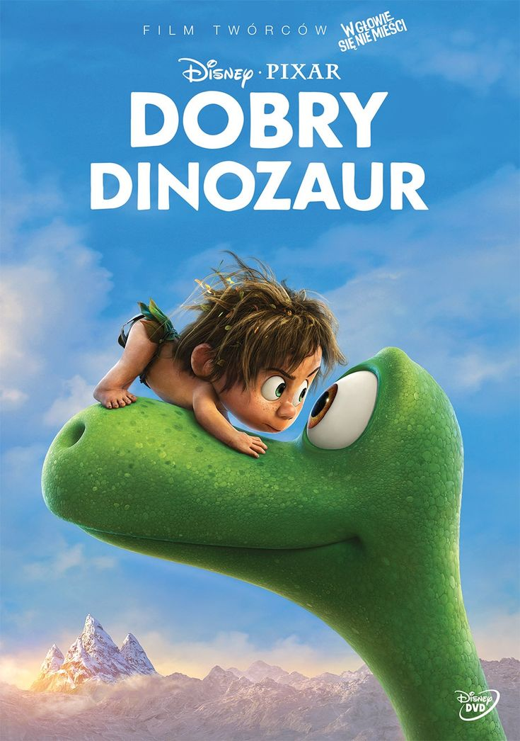 Dobry Dinozaur (DVD) - Peter Sohn 2016 | Film | merlin.pl