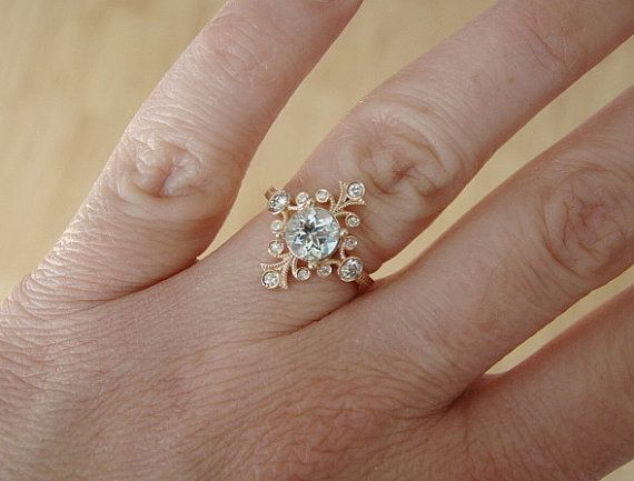 25+ best ideas about Victorian engagement rings on Pinterest | Art ...