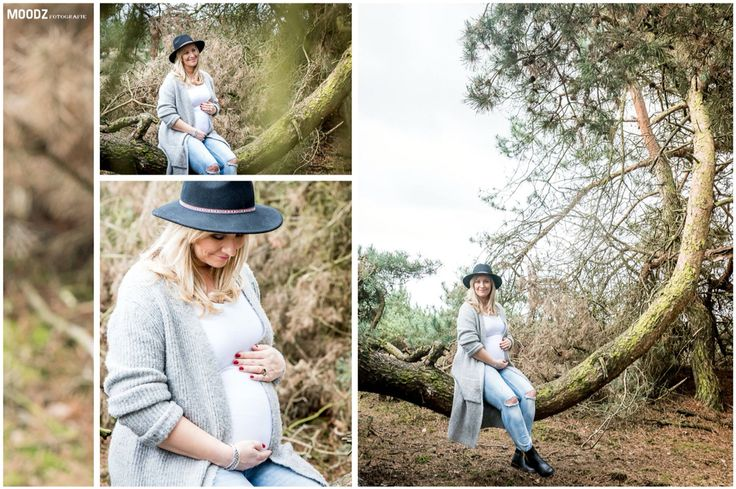 Zwangerschapsshoot buiten