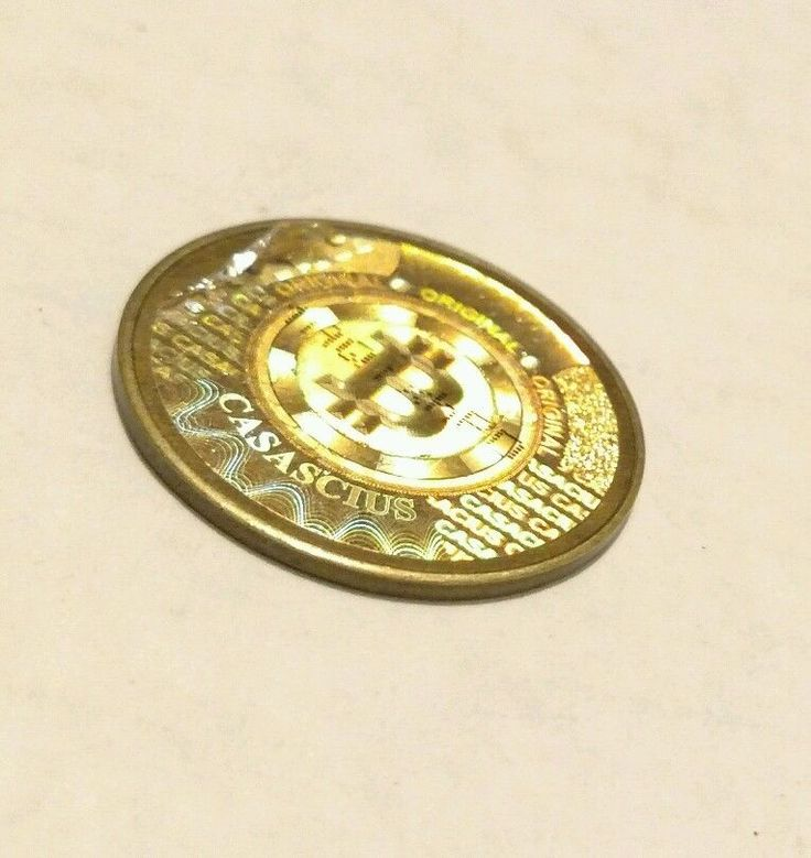 2011 ERROR Casascius - 1 BTC , Very Rare - Redeemed Physical Bitcoin in Coins & Paper Money, Coins: World, Other Coins of the World | eBay
