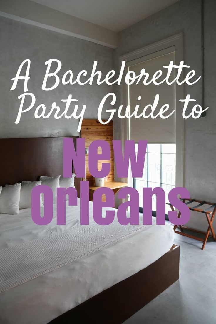 Planning a Bachelorette or Girls' Weekend: Where to Eat in New Orleans, Louisiana. It had been seven-and-a-half years since I was last in New Orleans, for my bachelorette, so I thought it was perfect timing to recreate an adult bachelorette in New Orleans via a weekend with two of my best girls who weren't there the first time around. Read about where to stay, where to eat and what to do in New Orleans for a Bachelorette party. | Camels and Chocolate #bachelorette #neworleans