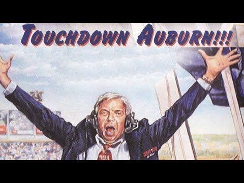Auburn Football - Top 25 Jim Fyffe calls - how I miss that!
