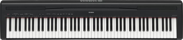 Yamaha P95 88 Key Digital Piano Black (or some other 88-key weighted electric piano with MIDI capabilities)