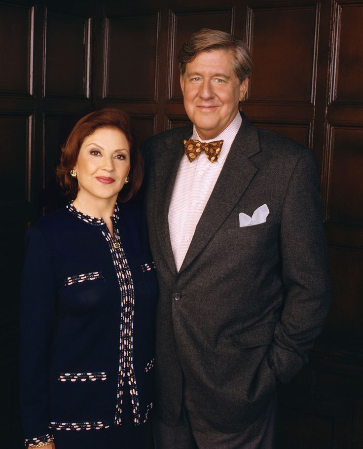 Richard & Emily Gilmore [Gilmore Girls] - perfect example of on-screen PNA's.