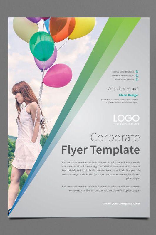 interest meeting flyer template