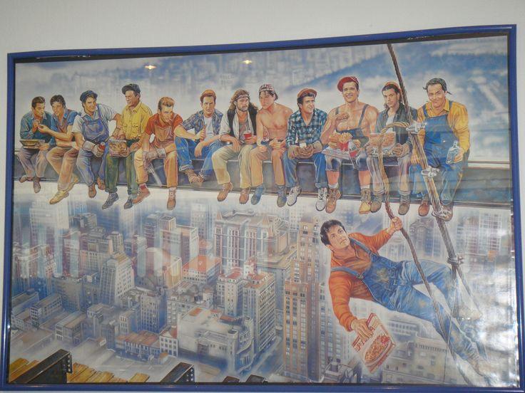 lunch atop a skyscraper essay Explore lynton's board art - lunch atop a skyscraper on pinterest | see more  ideas about vertigo, historical photos and history.