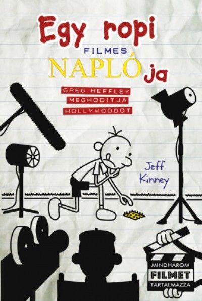 Egy ropi filmes naplója - Greg Heffley meghódítja Hollywoodot