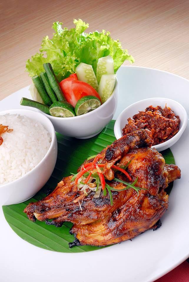 Ayam Taliwang from Swiss-Belhotel Mangga Besar #Jakarta