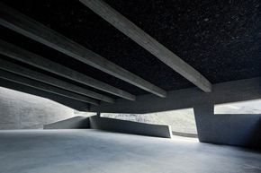 Sacred Museum in Adeje, Spain by Fernando Menis Architects   http://www.yellowtrace.com.au/sacred-museum-adeje-spain-fernando-menis-architects/