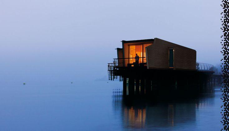 Hotel Palafitte - 5 Sterne auf dem Neuenburger See