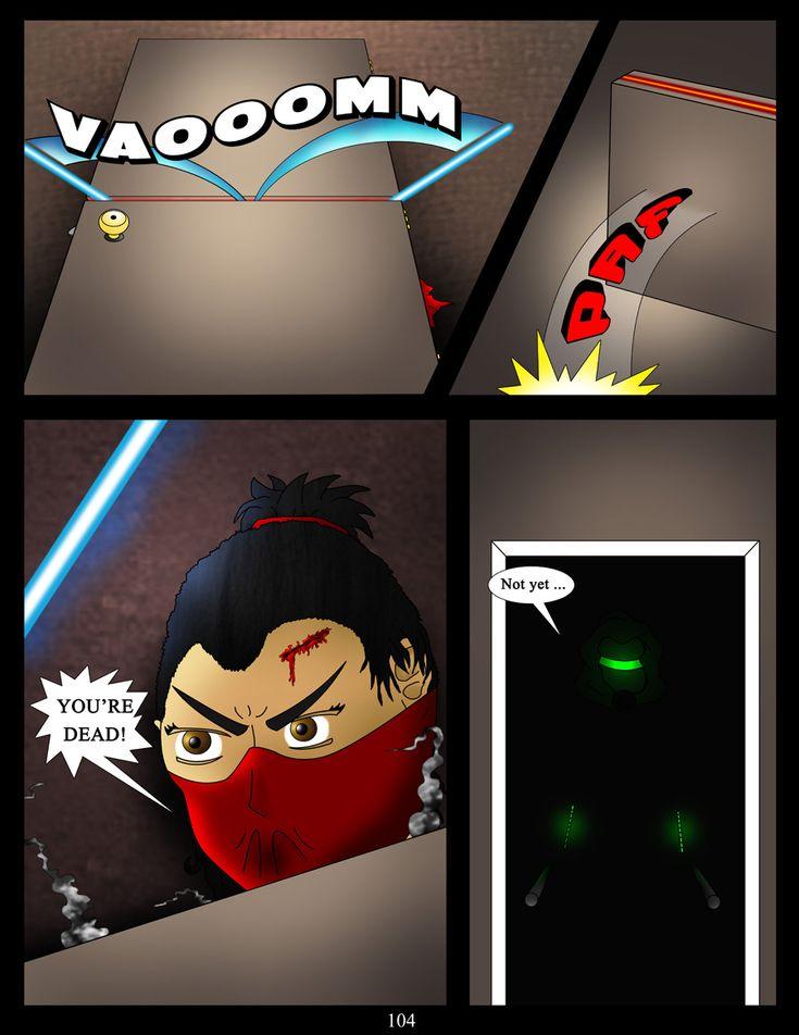page 104  #webcomic #comic #scifi