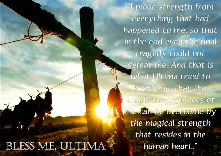 bless me ultima reaction Get an answer for 'how does tony in bless me ultima first react to ultima when he meets her' and find homework help for other bless me, ultima questions at.