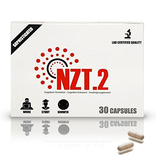 NZT-48 Pill, NZT.2 Nootropic By Paneuromix, Upgraded NZT.1, is the Strongest Brain and Memory Supplement available (30 Count), A Limitless Pill Brain Supplement, It Is a Sophisticated Cognitive Enhancer with High Dosaged Brain Nutrients Like Alpha-GPC and Bacopa Mixed in the Right Proportions. The Best Natural Nootropics Stack Available.