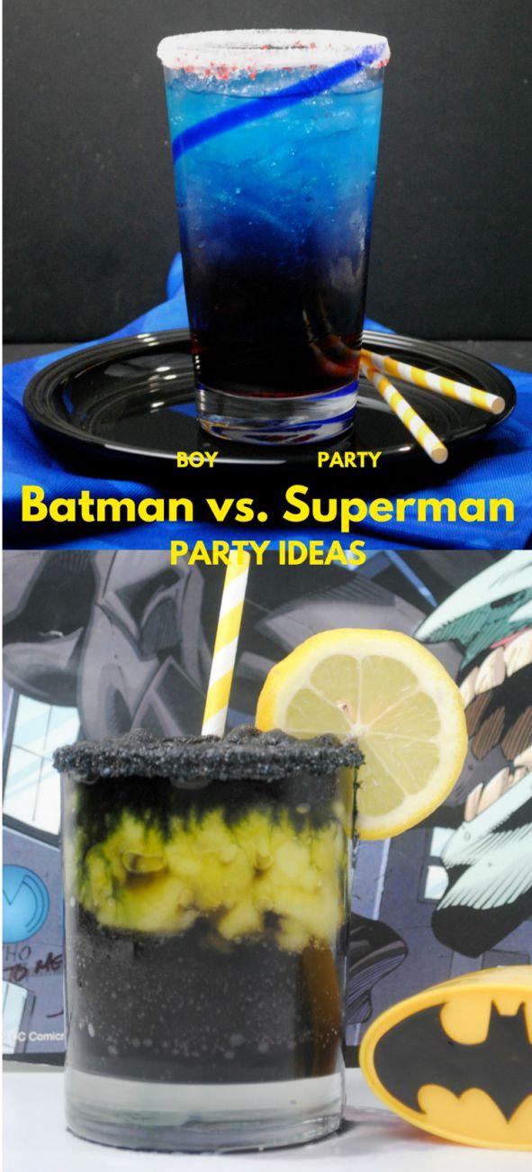 Batman vs. Superman Party