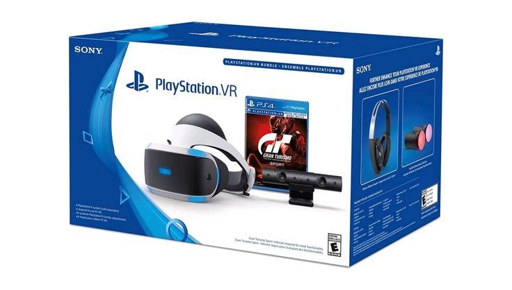 Sony Slashes PlayStation VR + 'Gran Turismo Sport' Bundle to $200, Black Friday Bundle Prices Return – Road to VR