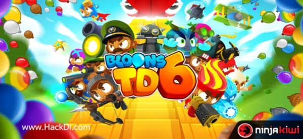 Bloons Td 6 Hack 16 1 Mod Unlimited Money Apk Data Game App