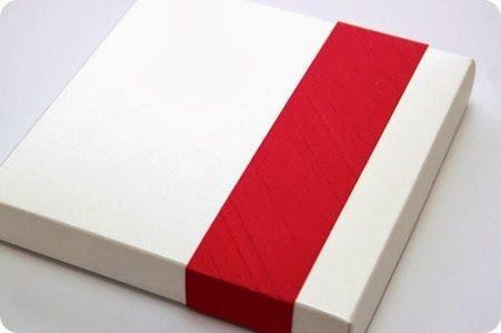 Partecipazione in scatola / Box wedding invitation