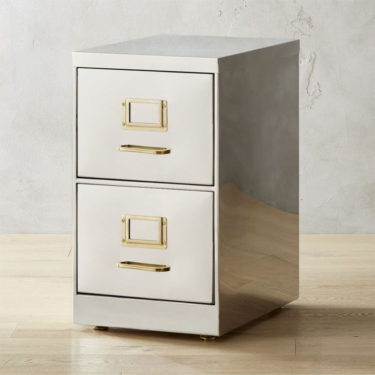 shop small stainless steel file cabinet file away the notion that office furniture canu0027