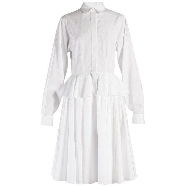 1000  ideas about White Cotton Dresses on Pinterest | White cotton ...