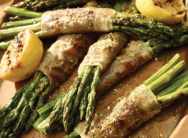 Prosciutto-Wrapped Asparagus with Lemony Bread Crumbs from Publix ...