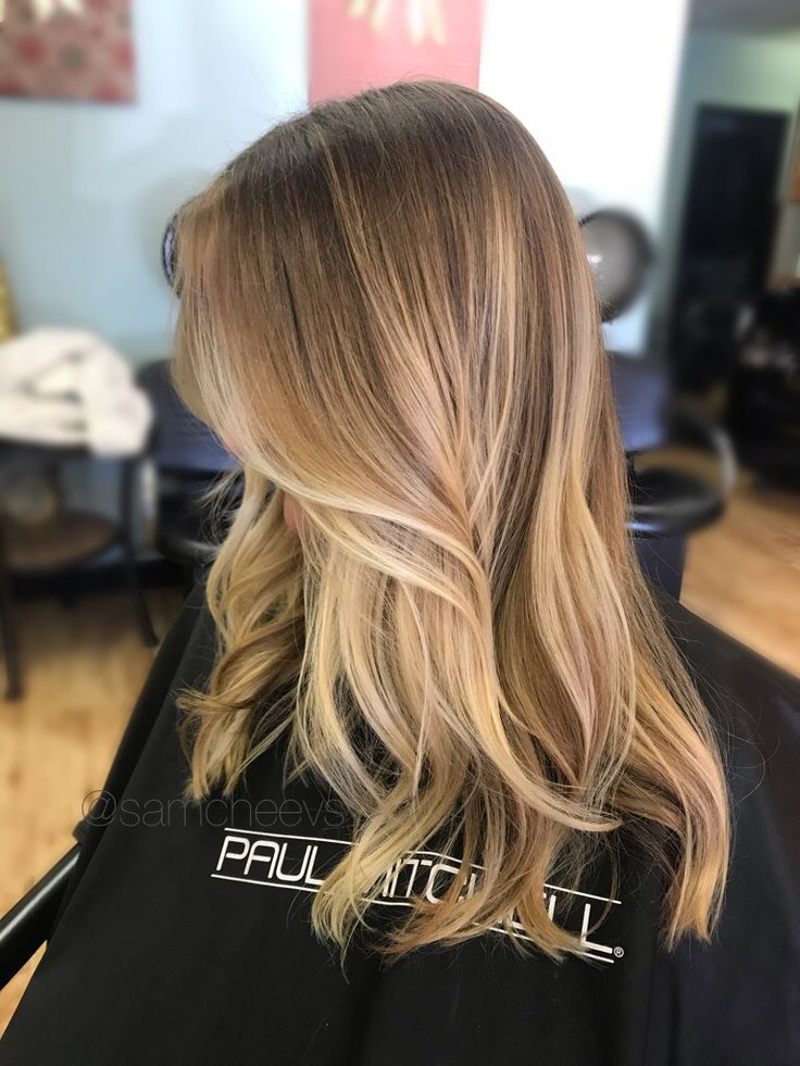 Blonde Hair Blonde Roots Honey Hair Blonde Color